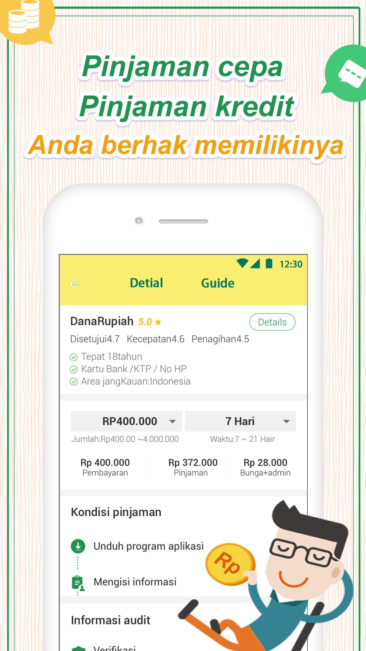 Banana Duit Uang Pinjam Cepat Online For Android Apk Download