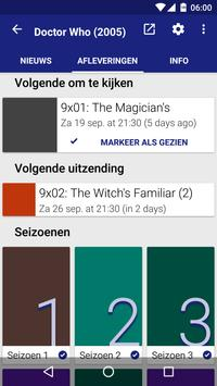 SeriesFad - Uw serie beheerder screenshot 2