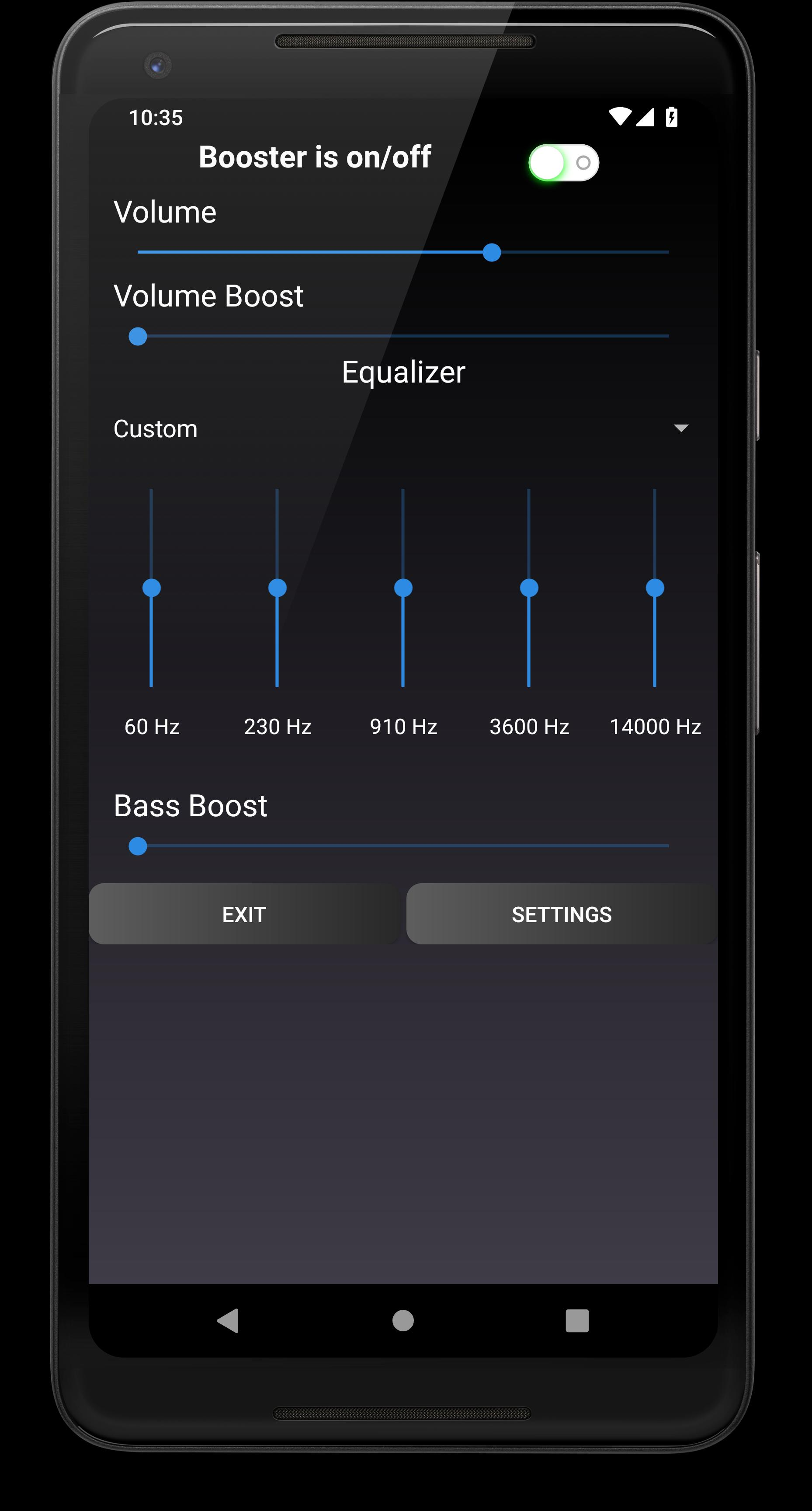 Loud Volume Booster for Video and Music for Android - APK