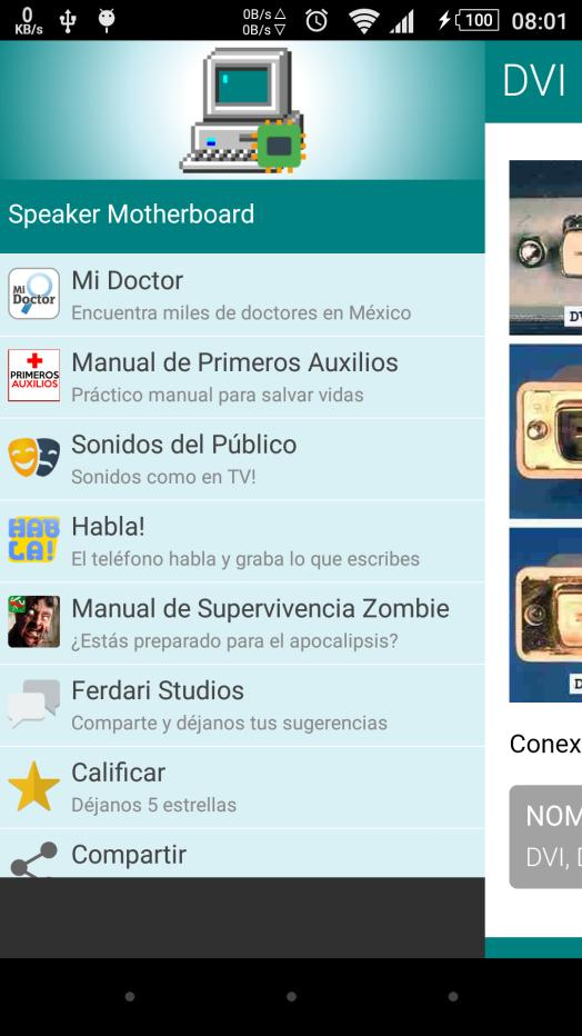Manual PC - Componentes for Android - APK Download