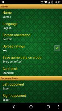 Preferans screenshot 3