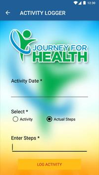 Journey for Health poster