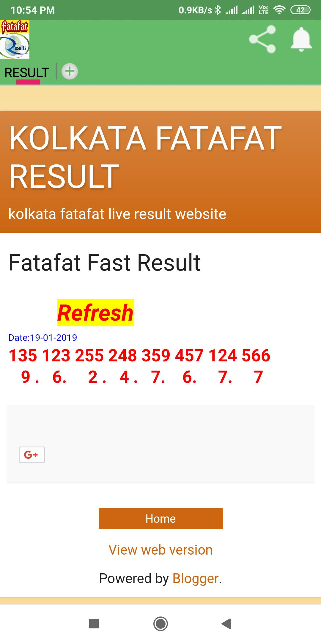 Fatafat Result for Android - APK Download