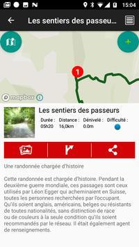 Randomobile Territoire de Belfort... à pied screenshot 2