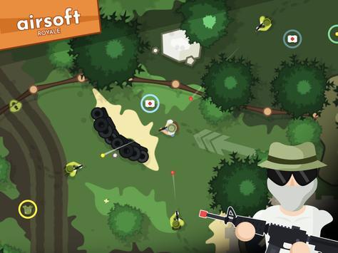 Silo's Airsoft Royale screenshot 4