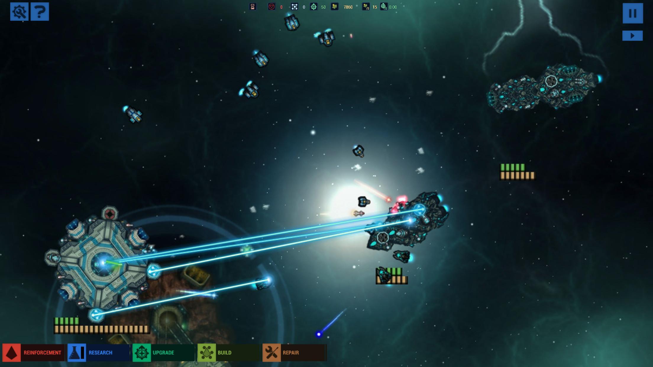 Battlevoid: Sector Siege Download Free