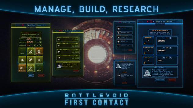 Battlevoid: First Contact تصوير الشاشة 9