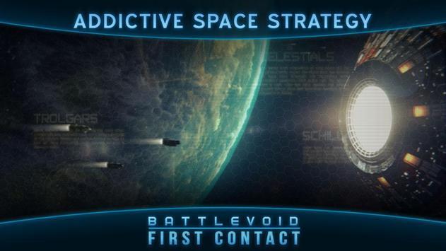 Battlevoid: First Contact الملصق