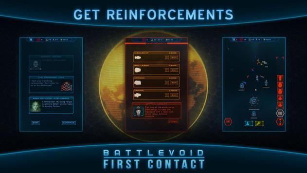 Battlevoid: First Contact تصوير الشاشة 10