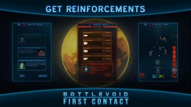 Battlevoid: First Contact تصوير الشاشة 2