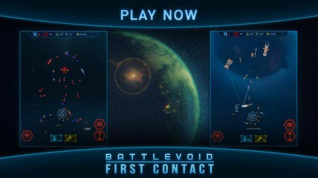 Battlevoid: First Contact تصوير الشاشة 3