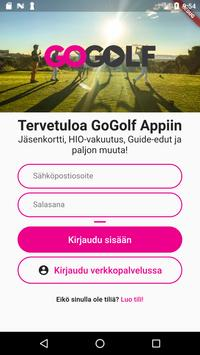 GoGolf screenshot 1