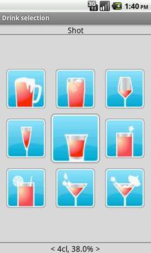DrinkLess Free screenshot 1