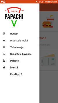 Papachi Pizza screenshot 1