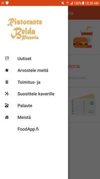Ristorante Belda Pizzeria screenshot 1