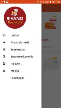 Rivano Ravintola screenshot 1