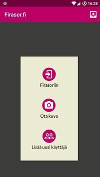 Firasor.fi screenshot 1