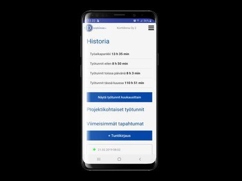 Duunissa.fi screenshot 2