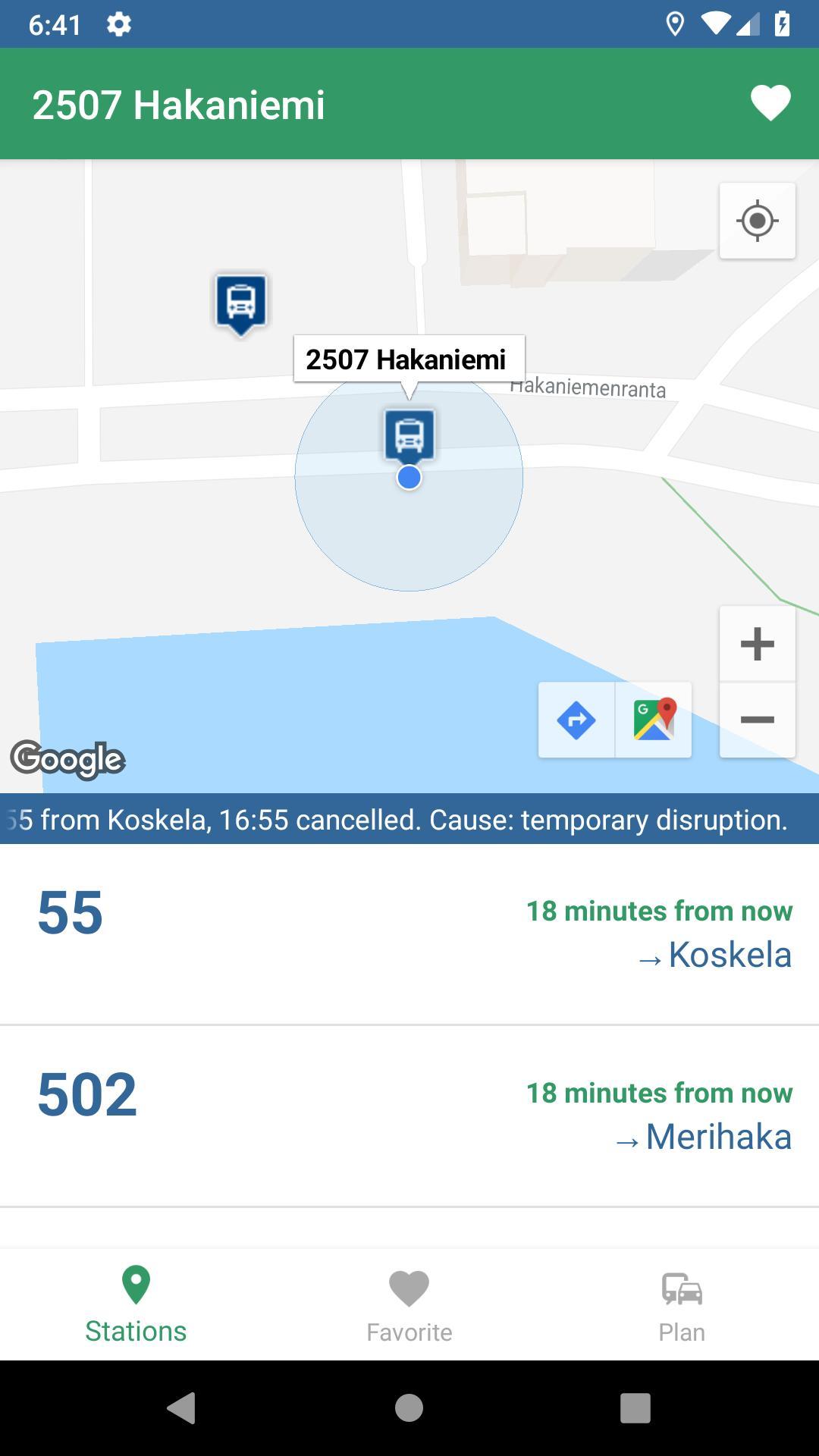 Seutuliikenne Kuopio