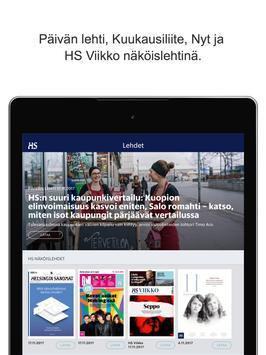 Helsingin Sanomat screenshot 7