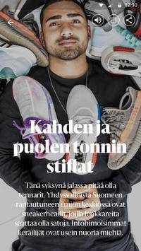 Helsingin Sanomat screenshot 4