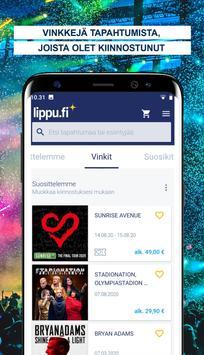 LIPPU.FI screenshot 1