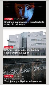 MTV Uutiset скриншот 1