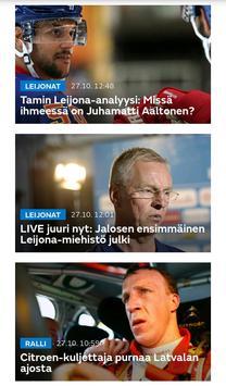 MTV Uutiset скриншот 3