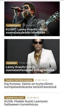 MTV Uutiset скриншот 4