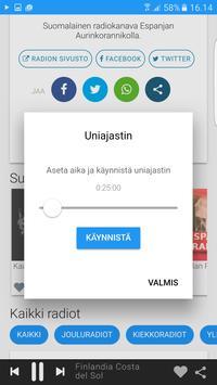 LiveTaajuus.fi Nettiradio screenshot 3