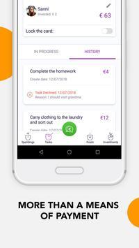 PCKT Go -Let your money teach you screenshot 3