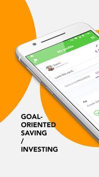 PCKT Go -Let your money teach you screenshot 1