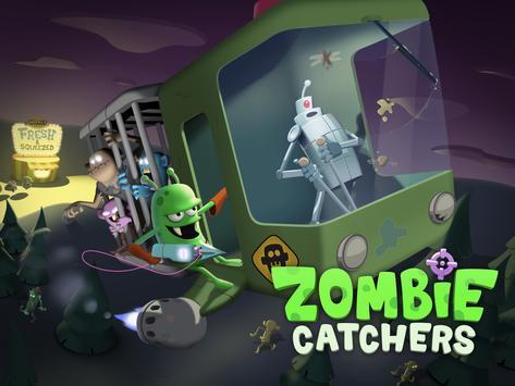 Zombie Catchers 海報