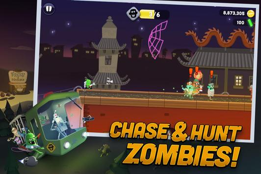 Zombie Catchers poster