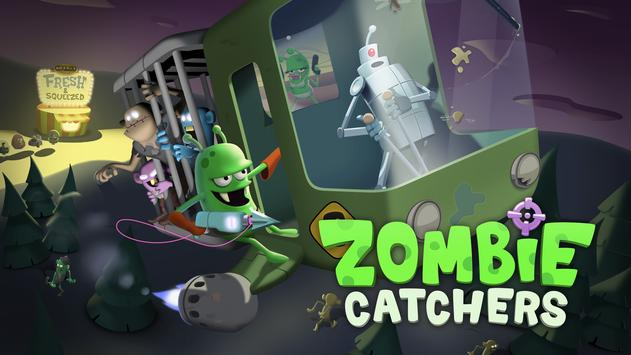 Zombie Catchers الملصق