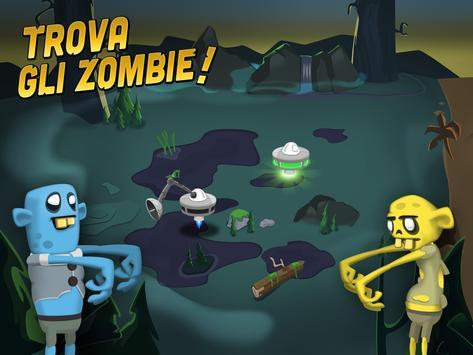 1 Schermata Cattura zombi 🧟 Dai la caccia e uccidi i morti