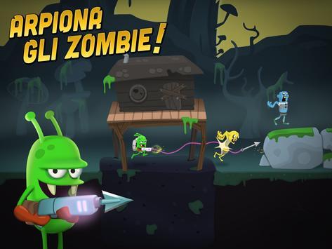 2 Schermata Cattura zombi 🧟 Dai la caccia e uccidi i morti
