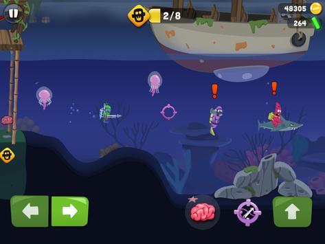 Zombi Avcıları 🧟 Ölüleri Avla ve Öldür Ekran Görüntüsü 5