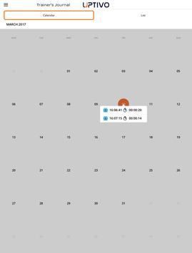 Uptivo Trainer screenshot 2
