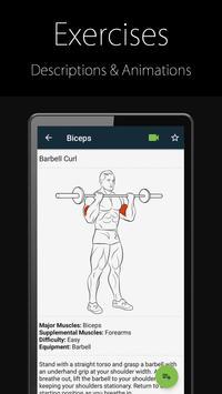 2 Schermata Fitness Trainer FitProSport