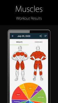 1 Schermata Fitness Trainer FitProSport FULL