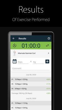 3 Schermata Fitness Trainer FitProSport FULL