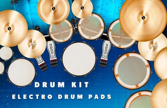 Drum Kit - Electro Drum Pads screenshot 3