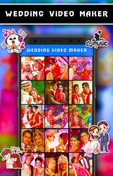 Wedding Video Maker With Music poster