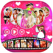 Marriage Photo Video Maker icon