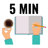 Five Minutes Journal - Journaling App icon