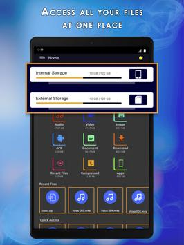 Ultimate File Manager - FTP & Vault स्क्रीनशॉट 6
