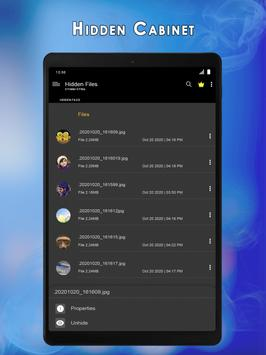 Ultimate File Manager - FTP & Vault स्क्रीनशॉट 8