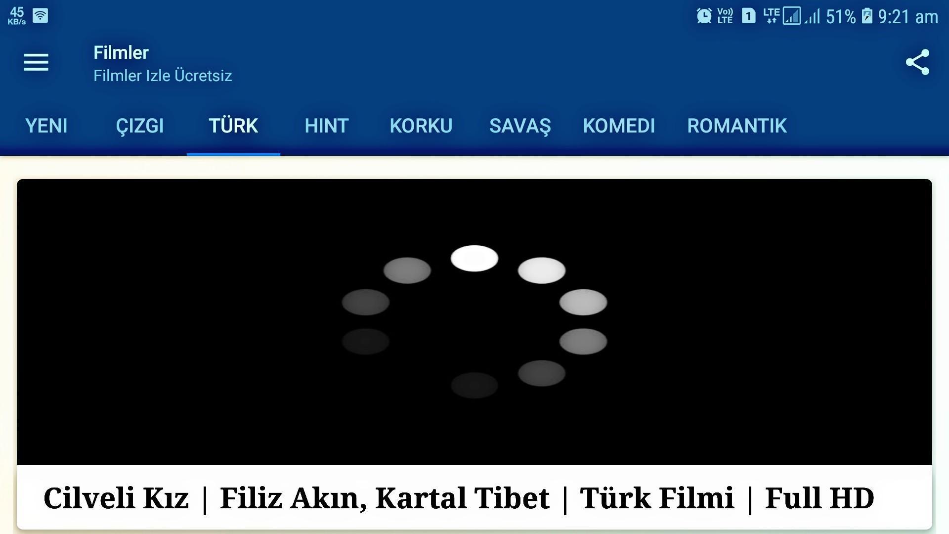 romantik türk filmi izle