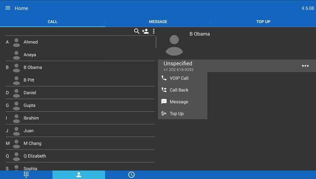 HOTVOIP Save on calls screenshot 7